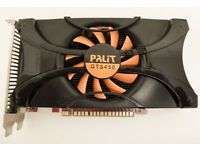 video card GTS450/1GB Palit graphic card