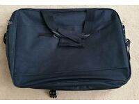 Brand new unwanted briefcase - expands and could be an overnight bag