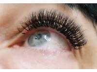 Russian Volume eyelash extension