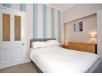 Triple Wardrobe from Harveys Solid Oak Wood with Matching Drawers and Bedside available