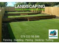 Landscaping gardening paving & patios - The property doctors