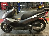 WW PCX 150 (NOT 125) ONLY 600 MILES!!!