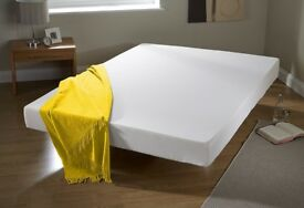 Sale now on - New 4ft 6 Double Memory Foam Mattress Only £89.00