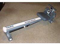 York Fitness rowing machine
