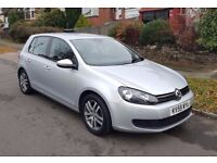 Volkswagen Golf 1.6 TDI 5dr 2009 Full Service History - Flywheel & Clutch recently replaced