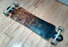 Landyachtz longboard (excellent condition and spec)