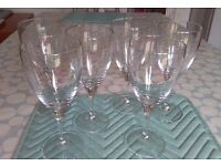 Set of Wine glasses from Spain