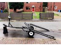 Car Towing Dolly Recovery