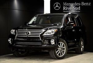 2014 Lexus LX 570 Full, Rear DVD, Two sets of tires