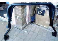 TRIUMPH SPITFIRE Roll Bar. Made by Aleybars. ALEY CLASSIC CAR SAFETY BAR,