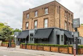 Kitchen Porter wanted for Surbiton Gastropub.