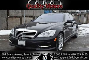 2012 Mercedes-Benz S-Class S 550 4MATIC Long Wheel Base