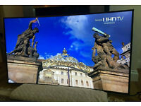 CURVED 55in Samsung UE55HU8500 - 8 SERIES - Smart UHD 4K 3D WI-FI TV -Freeview/Sat HD -CAMERA
