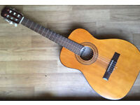 3/4 Vintage 70s Moridaira (Morris) acoustic spanish guitar Made in Japan