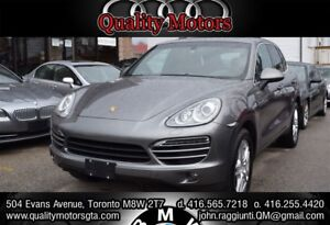 2013 Porsche Cayenne NAVIGATION PANORAMIC ROOF