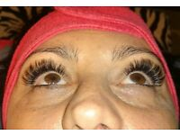 Eyelash Extensions from 30£ Natural or Mega Volume