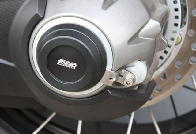 GSG-Moto Kardanschutz Honda VFR 1200 X Crosstourer SC70 2012-2016 Paar NEU