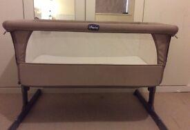 Chicco Next 2 Me Side Sleeping Crib
