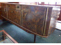 Vintage 1960s Sideboard Drinks Cabinet