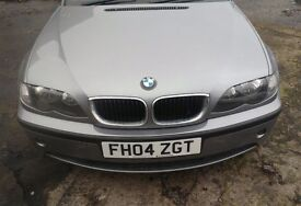 BMW 316 1.8 PETROL WITH SERVICE HISTORY AND MOT