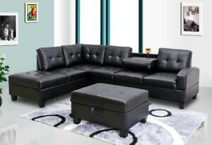 New Sectionals Arriving March 20th only $950 taxes included compared to $1749.99