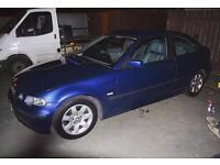 BMW 316ti compact 1.8