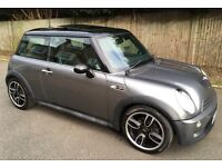2006 MINI COOPER S AUTOMATIC EVERY CONCEIVABLE EXTRA SERVICE HISTORY EXCELLENT CONDITION AUTO COOPER