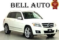 2010 Mercedes-Benz GLK-Class GLK350 4MATIC LEATHER SUNROOF