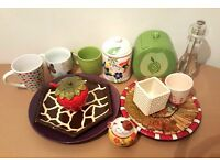 Plates, Mugs and more, ALL ONLY £10