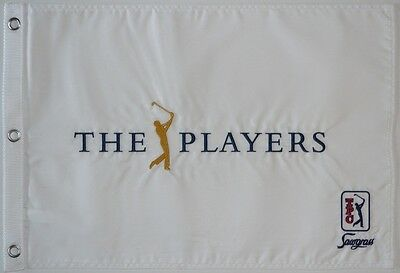 THE PLAYERS Embroidered Golf FLAG