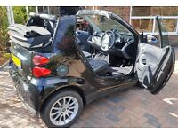 Smart Fortwo 1.0 Passion Cabriolet 2dr