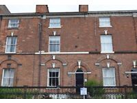 1 BEDROOM FLAT AVAILABLE JULY 2017 - FIVE LAMPS AREA OF DERBY CITY CENTRE