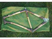 Zambikes Bamboo Bike Bicycle Road Frame