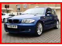 2006 BMW 1 Series 1.6 5dr --- Manual --- Part Exchange Welcome --- Drives Good