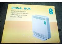 NEW EE Signal Box 3G Cisco - Connect to internet, register, local 3G Signal - £40