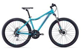 Ladies Giant Liv Bliss bike