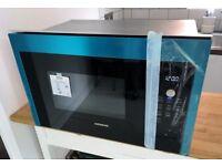 SIEMENS HF24M564B - Built-In Compact Microwave Oven - London - RRP £379