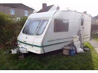 Swift 1998year 2 Berth Caravan. Excellent condition. Bargain!!!