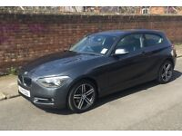 BMW 116i Sport - 2014 with 21k miles on the clock