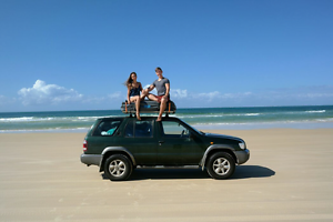 Nissan Pathfinder 2000 4x4 dual fuel with Rooftop Tent Cairns Cairns City Preview