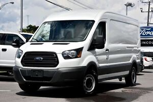 2017 Ford Transit Passenger Wagon T250, MID ROOF