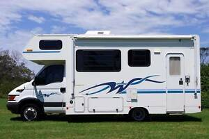 Winnebago Leisure Seeker 4 Berth Motorhome with Shower & Toilet Albion Park Rail Shellharbour Area Preview