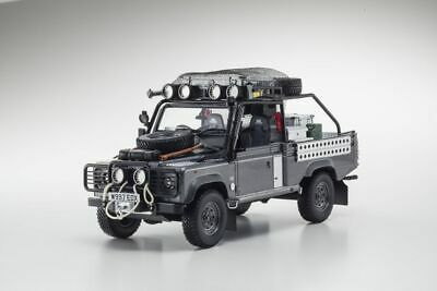 """Kyosho Land Rover Defender Movie Edition """"Tomb Raider"""" 1/18 for sale  Shipping to Ireland"""