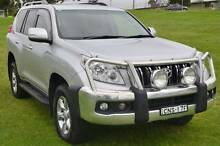 2012 Toyota LandCruiser Wagon Eden Bega Valley Preview