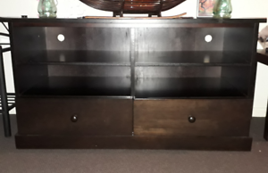 BOSTON TV UNIT SOLID GREAT CONDITION NO SCRATCHES Upper Kedron Brisbane North West Preview