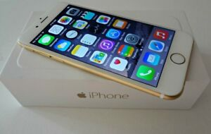 Factory Unlocked iPhone 6 16GB Gold Colour