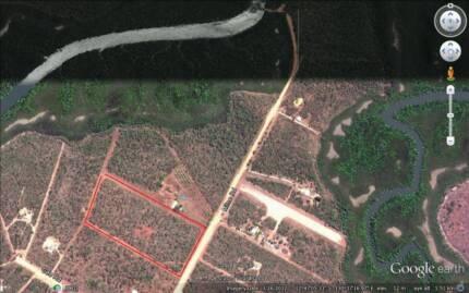 Vacant Land, 20 acres, Bynoe Region