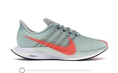 Nike Zoom Pegasus 35 Turbo Mens Trainers UK 11  Genuine Running Mint Green