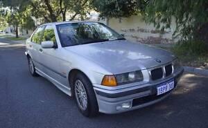 BMW 318i S Auto Sedan 1998 North Fremantle Fremantle Area Preview