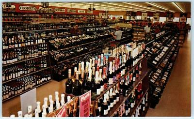 COLORADO SPRINGS, CO  Liquor Store Interior CHEERS LIQUOR MART   -